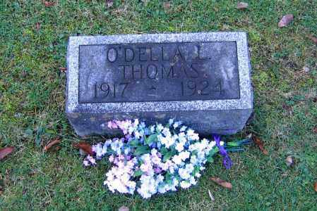 THOMAS, O'DELLA - Chautauqua County, New York | O'DELLA THOMAS - New York Gravestone Photos