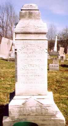 WOOLLEY, JARED - Chautauqua County, New York | JARED WOOLLEY - New York Gravestone Photos