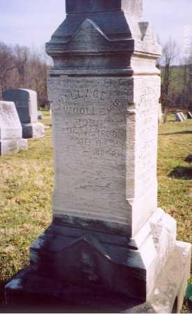 WOOLLEY, WALLACE S. - Chautauqua County, New York   WALLACE S. WOOLLEY - New York Gravestone Photos