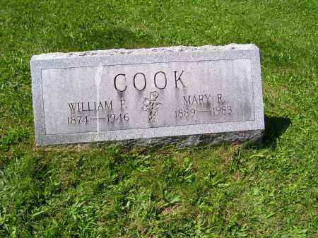 BEARD COOK, MARY - Chemung County, New York   MARY BEARD COOK - New York Gravestone Photos