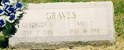 HOOVER, GERTRUDE - Chemung County, New York | GERTRUDE HOOVER - New York Gravestone Photos