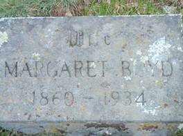 BOYD, MARGARET - Clinton County, New York | MARGARET BOYD - New York Gravestone Photos