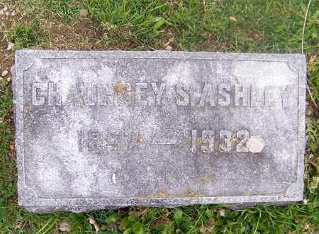 ASHLEY, CHAUNCEY S. - Columbia County, New York   CHAUNCEY S. ASHLEY - New York Gravestone Photos
