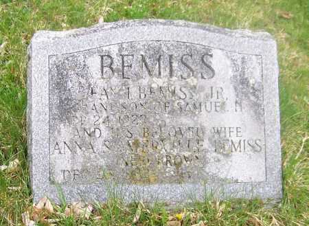 BEMISS, FAY JR. - Columbia County, New York | FAY JR. BEMISS - New York Gravestone Photos