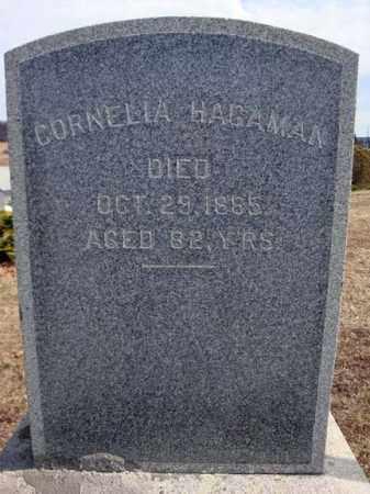 HAGAMAN, CORNELIA - Columbia County, New York | CORNELIA HAGAMAN - New York Gravestone Photos
