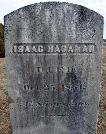 HAGAMAN, ISAAC - Columbia County, New York | ISAAC HAGAMAN - New York Gravestone Photos