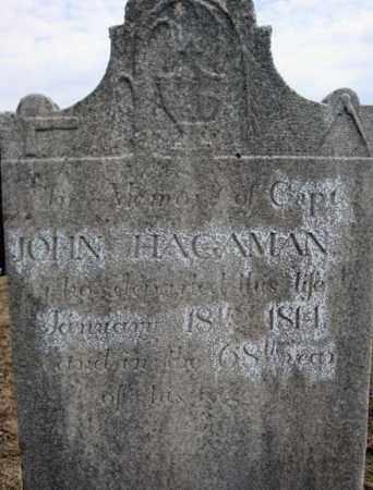 HAGAMAN, JOHN - Columbia County, New York | JOHN HAGAMAN - New York Gravestone Photos