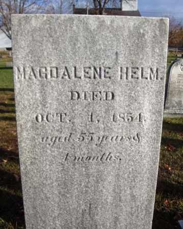 HELM, MAGDALENE - Columbia County, New York | MAGDALENE HELM - New York Gravestone Photos
