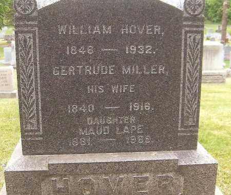 MILLER, GERTRUDE - Columbia County, New York | GERTRUDE MILLER - New York Gravestone Photos
