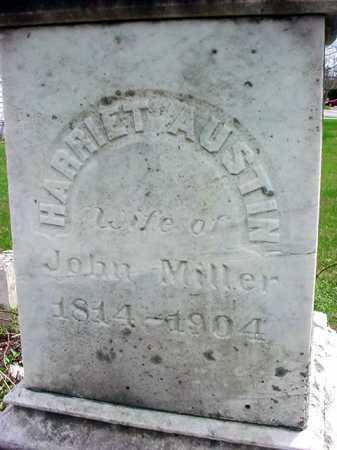 MILLER, HARRIET - Columbia County, New York   HARRIET MILLER - New York Gravestone Photos
