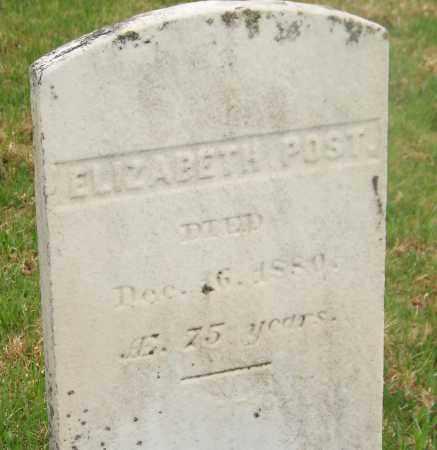 POST, ELIZABETH - Columbia County, New York   ELIZABETH POST - New York Gravestone Photos