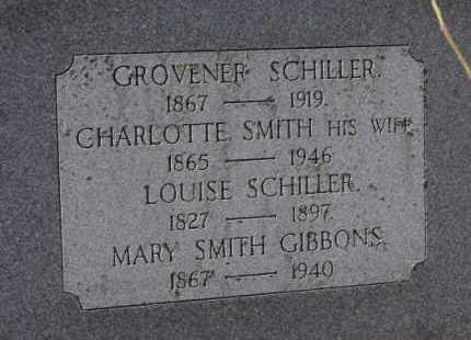 SMITH, CHARLOTTE - Columbia County, New York | CHARLOTTE SMITH - New York Gravestone Photos
