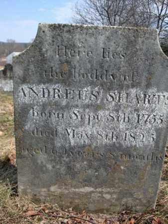 SHARTS, ANDREUS - Columbia County, New York | ANDREUS SHARTS - New York Gravestone Photos