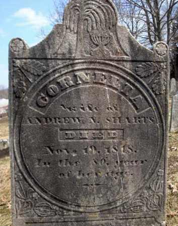 SHARTS, CORNELIA - Columbia County, New York | CORNELIA SHARTS - New York Gravestone Photos