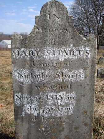 SHARTS, MARY - Columbia County, New York | MARY SHARTS - New York Gravestone Photos