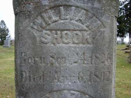 SHOOK, WILLIAM - Columbia County, New York   WILLIAM SHOOK - New York Gravestone Photos