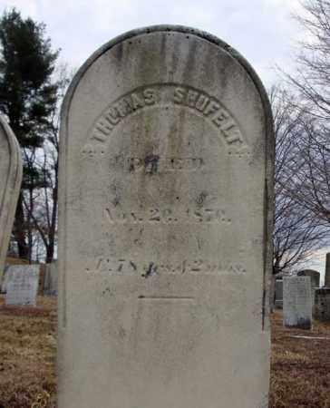 SHUFELT, THOMAS - Columbia County, New York | THOMAS SHUFELT - New York Gravestone Photos