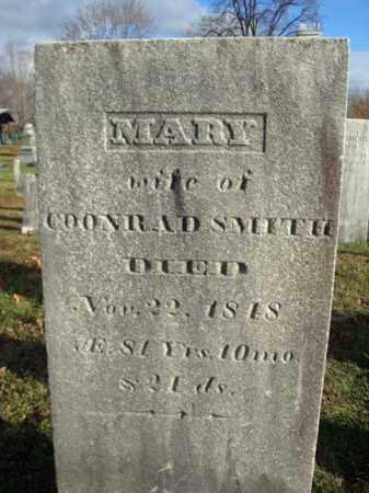 SMITH, MARY - Columbia County, New York | MARY SMITH - New York Gravestone Photos