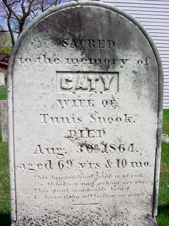 MILLER, CATHERINE CATY - Columbia County, New York | CATHERINE CATY MILLER - New York Gravestone Photos