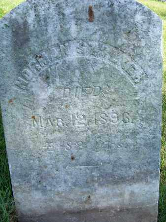 STALKER, NORMAN - Columbia County, New York | NORMAN STALKER - New York Gravestone Photos