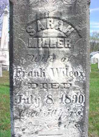 MILLER, SARAH - Columbia County, New York | SARAH MILLER - New York Gravestone Photos