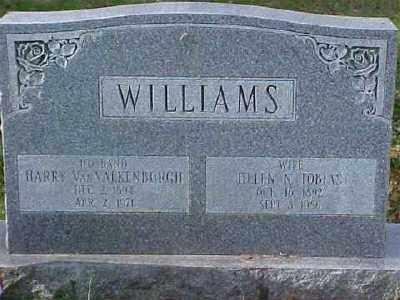WILLIAMS, HELEN N. - Columbia County, New York | HELEN N. WILLIAMS - New York Gravestone Photos