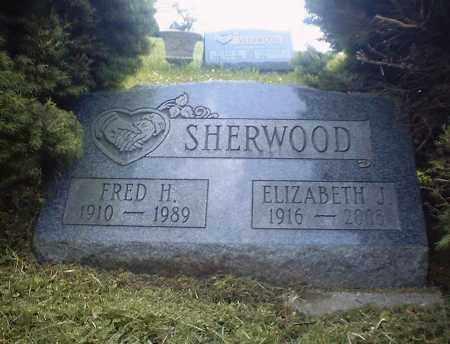 SMITH SHERWOOD, ELIZABETH J. - Cortland County, New York | ELIZABETH J. SMITH SHERWOOD - New York Gravestone Photos