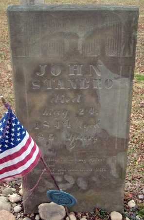 STANBRO, JOHN - Cortland County, New York | JOHN STANBRO - New York Gravestone Photos