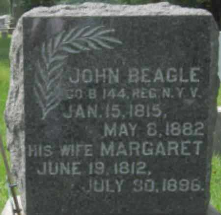 BEAGLE, JOHN - Delaware County, New York | JOHN BEAGLE - New York Gravestone Photos