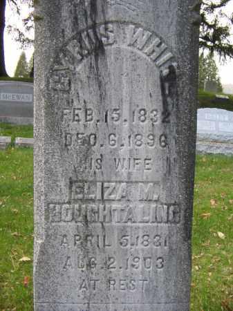 WHITE, CYRUS - Delaware County, New York | CYRUS WHITE - New York Gravestone Photos