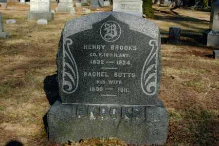 BROOKS, HENRY - Dutchess County, New York | HENRY BROOKS - New York Gravestone Photos
