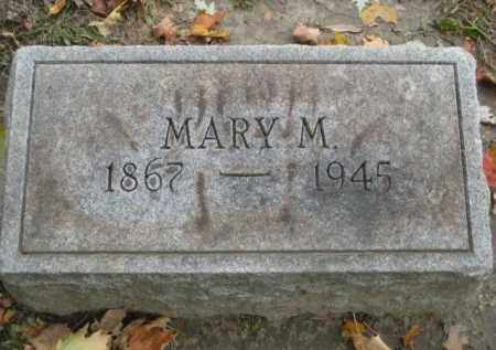 CONDON, MARY M. - Erie County, New York | MARY M. CONDON - New York Gravestone Photos