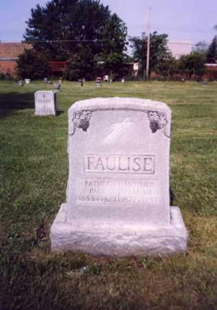 FAULISE, ANTHONY - Erie County, New York | ANTHONY FAULISE - New York Gravestone Photos