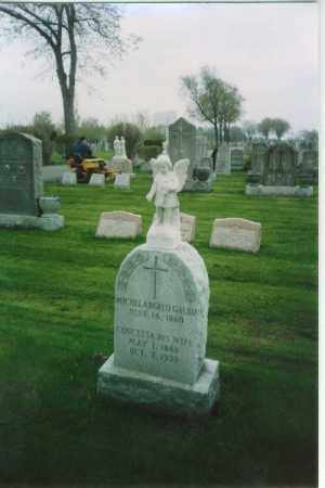 GALBO, MICHAELANGELO - Erie County, New York | MICHAELANGELO GALBO - New York Gravestone Photos