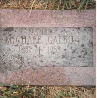 GALBO, MICHAEL - Erie County, New York | MICHAEL GALBO - New York Gravestone Photos