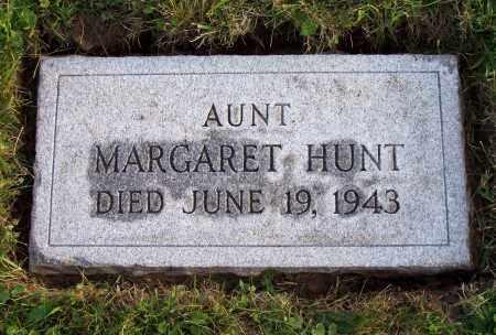 HUNT, MARGARET - Erie County, New York | MARGARET HUNT - New York Gravestone Photos