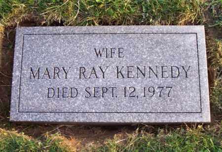 RAY KENNEDY, MARY E. - Erie County, New York | MARY E. RAY KENNEDY - New York Gravestone Photos