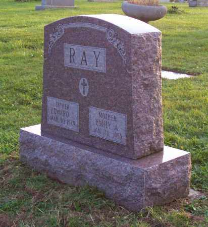 RAY, EMILY A. - Erie County, New York | EMILY A. RAY - New York Gravestone Photos
