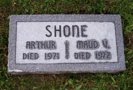 SHONE, MAUD V. - Erie County, New York | MAUD V. SHONE - New York Gravestone Photos