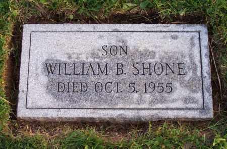 SHONE, WILLIAM B. - Erie County, New York | WILLIAM B. SHONE - New York Gravestone Photos
