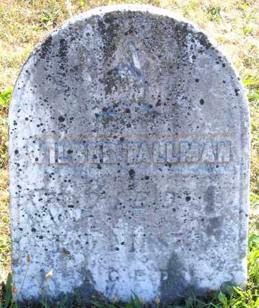 TALLMAN, WILBER - Erie County, New York | WILBER TALLMAN - New York Gravestone Photos