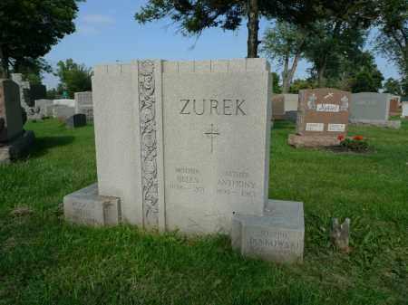 ZUREK, ANTHONY - Erie County, New York | ANTHONY ZUREK - New York Gravestone Photos