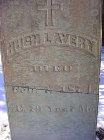 LAVERY, HUGH - Essex County, New York | HUGH LAVERY - New York Gravestone Photos