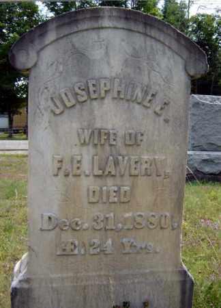 LAVERY, JOSEPHINE E - Essex County, New York | JOSEPHINE E LAVERY - New York Gravestone Photos