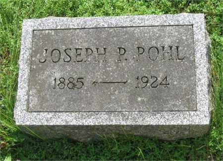 POHL, JOSEPH P. - Essex County, New York | JOSEPH P. POHL - New York Gravestone Photos