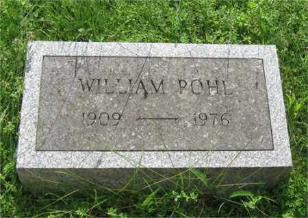 POHL, WILLIAM - Essex County, New York | WILLIAM POHL - New York Gravestone Photos