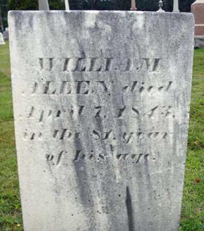 ALLEN, WILLIAM - Fulton County, New York | WILLIAM ALLEN - New York Gravestone Photos