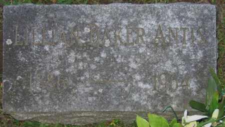 BAKER, LILLIAN - Fulton County, New York | LILLIAN BAKER - New York Gravestone Photos