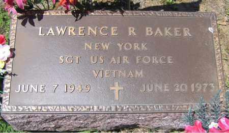 BAKER, LAWRENCE R - Fulton County, New York   LAWRENCE R BAKER - New York Gravestone Photos