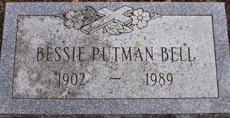 BELL, BESSIE - Fulton County, New York | BESSIE BELL - New York Gravestone Photos